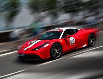 Mille Miglia 2015 Ferrari sur Fons Bitter