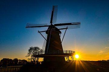 Soest Netherlands Windmill van Adam Atkinson