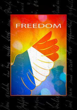 Vrijheid (Freedom) van Henk Egbertzen