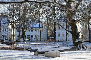 Winterdag van Corinna Vollertsen