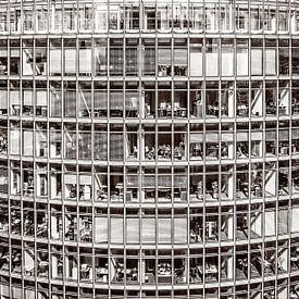 Offices in Berlijn van Trudy van der Werf