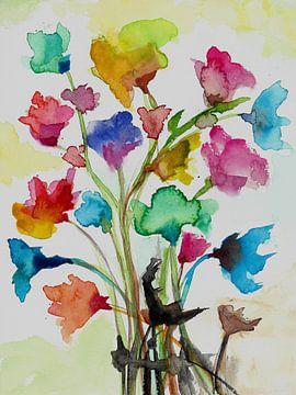 Florale van