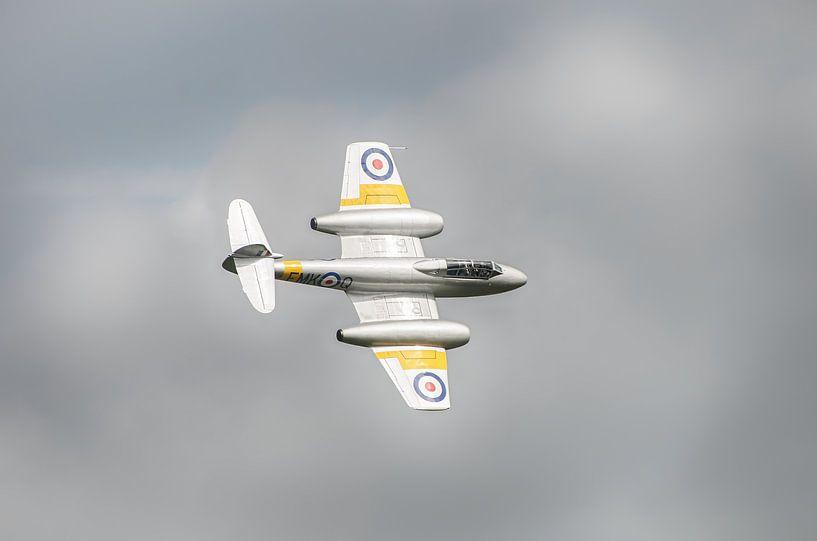 Straaljager van de RAF van Mark Bolijn