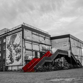 Suikerunie terrein Groningen van Loes Fotografie