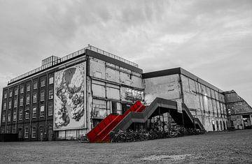 Zuckerraffinerie Groningen von Loes Photography