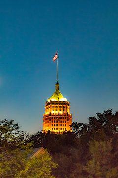 Building San Antonio Texas von Donny Kardienaal