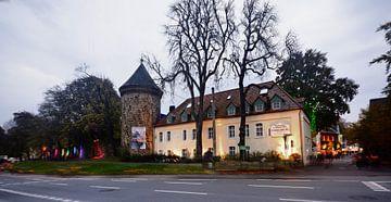 Hotel Engelsburg  von Edgar Schermaul