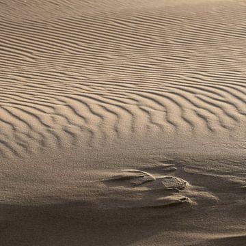 zand en licht van Arjan van Duijvenboden