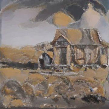 Abstrakte Inspiration XXXXVIII von Maurice Dawson