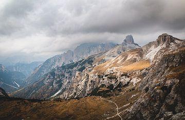 Tre Cime di Levaredo, Dolomieten van M. Cornu