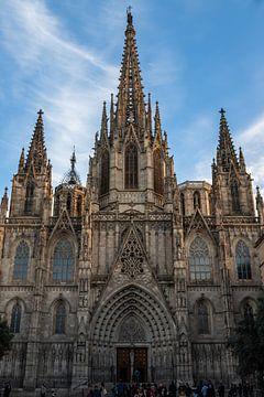 Aartsbisdom Barcelona van thomas van der Wijngaard
