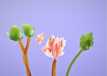 Flower Blower van Jan Schutten