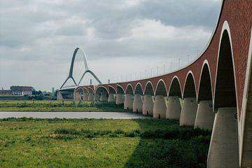 Die Kreuzung Nijmegen von Lotte Bellekom