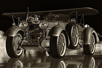 Hispano Suiza H6 Ein Hüftwagen aus den 1920er Jahren