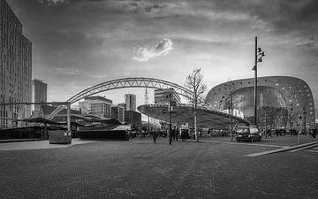 Die Markthal Rotterdam von Mart Houtman