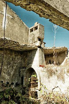 Portugal: een ruïne in Aljustrel