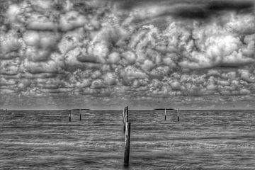 Wolken en water van Billy Bob Trueblood