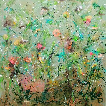 Wildblume 4 von Atelier Paint-Ing
