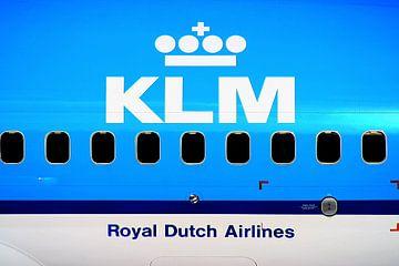 KLM von Pieter van Dijken