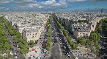 Parijs van Jan Kranendonk