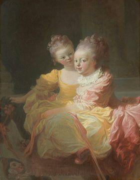 Die beiden Schwestern, Jean-Honoré Fragonard
