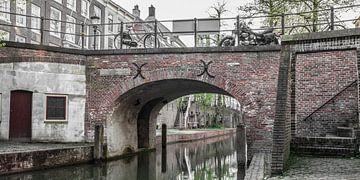 Utrecht 7 (#2) Brigittenbrug) van John Ouwens