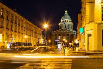 Blick auf das Pantheon in Paris, Frankreich sur Rico Ködder