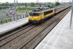 Intercity 1738  van