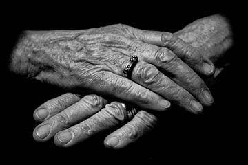 oude handen  van danny van den aarsen