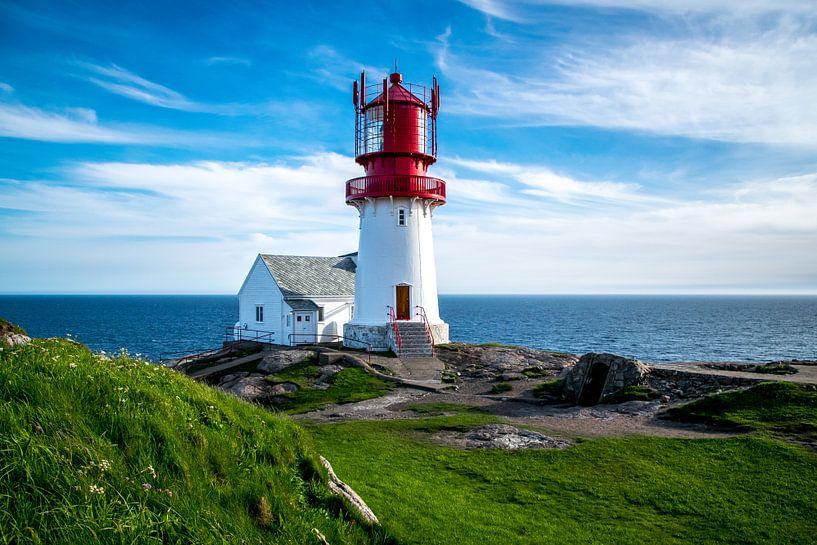 Lighthouse van Sylvia Schuur