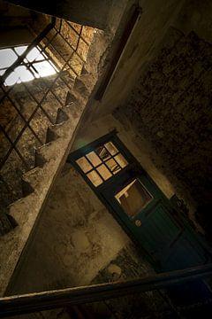 Descendez les escaliers sur Gonnie van de Schans