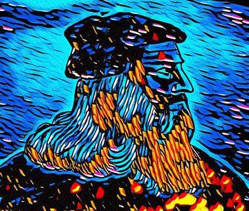 Leonardo da Vinci. van Jose Lok