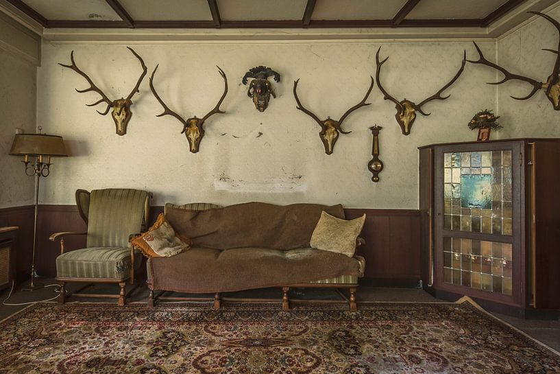 Hunter's House van John Noppen