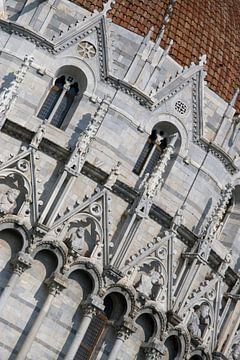 Duomo Santa Maria, Pisa von Ronald Jansen