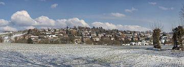Panorama van het Hulsveld in Simpelveld von John Kreukniet