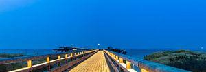 Heiligenhafen zur Blauen Stunde