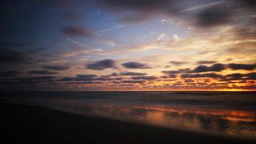Sonnenuntergang Zandvoort von Gerhard Niezen Photography