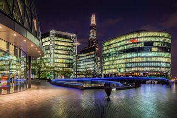 Modern Londen sur Roy Poots