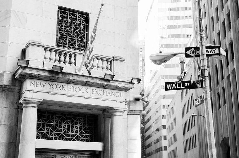 Wall Street, New York von Laura Vink