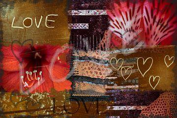 Love van Helga van de Kar