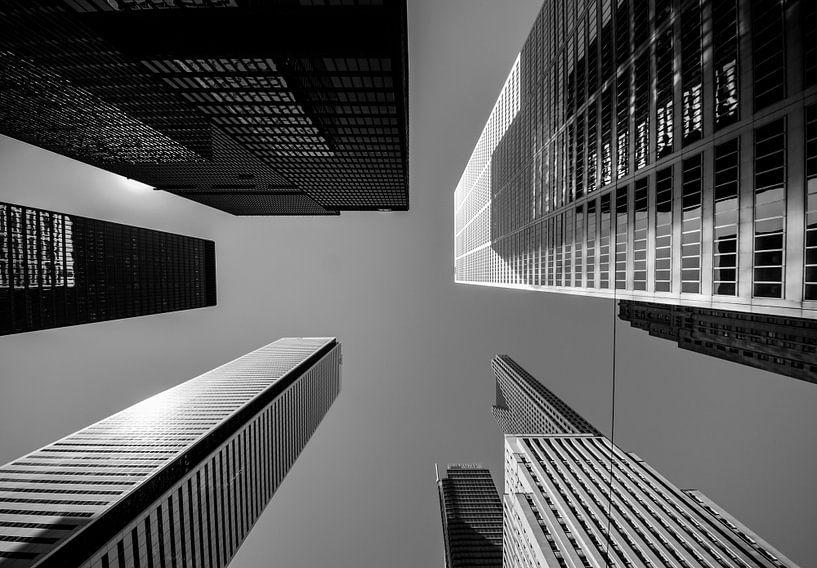 Downtown Toronto  van Reinier Snijders