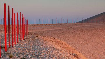 Mont Ventoux bij zonsopkomst van Dick Doorduin