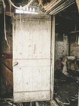 Urbex-Tür