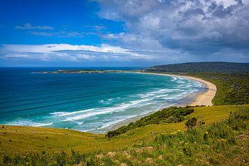 Baai Zuidkust, Nieuw Zeeland van Rietje Bulthuis