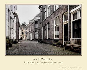 oud Zwolle, Papendwarsstraat
