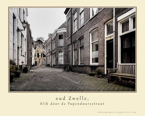 oud Zwolle, Papendwarsstraat van