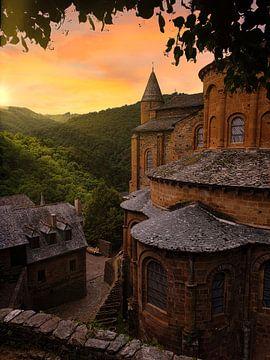 Abteikirche Sainte-Foy von Joran Quinten