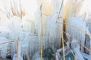 ijssculpturen van