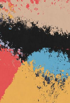 4 Elementen van dcosmos art
