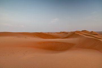 Wahiba Sands Desert von Robert Styppa